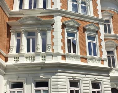 Sanierung Altbremerhaus – Innen und Außen